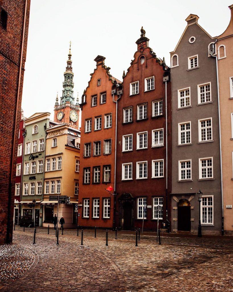 Гданьск, Польша | 10 красивейших мест в Европе, о которых почти ничего не знают туристы | Brain Berries