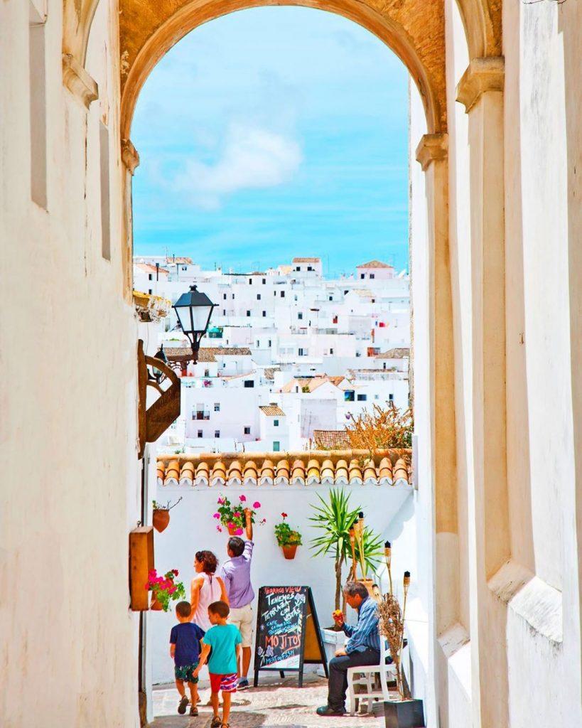 Вехер-де-ла-Фронтера, Испания | 10 красивейших мест в Европе, о которых почти ничего не знают туристы | Brain Berries