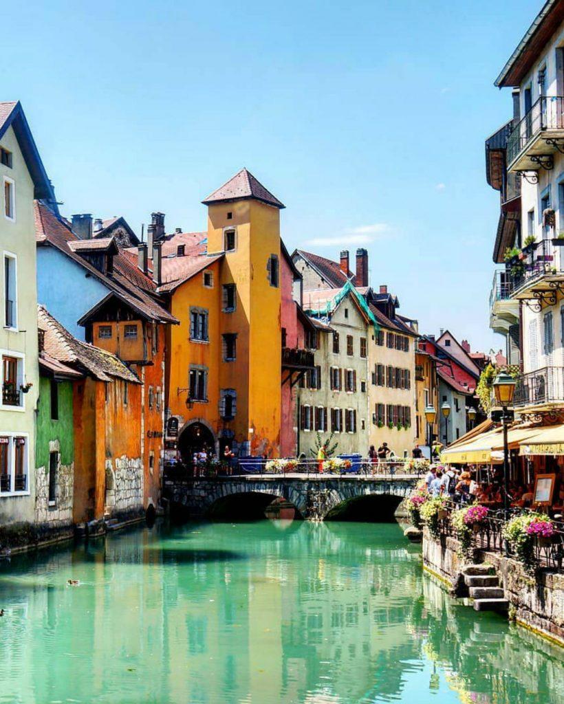 Анси Франция | 10 красивейших мест в Европе, о которых почти ничего не знают туристы | Brain Berries