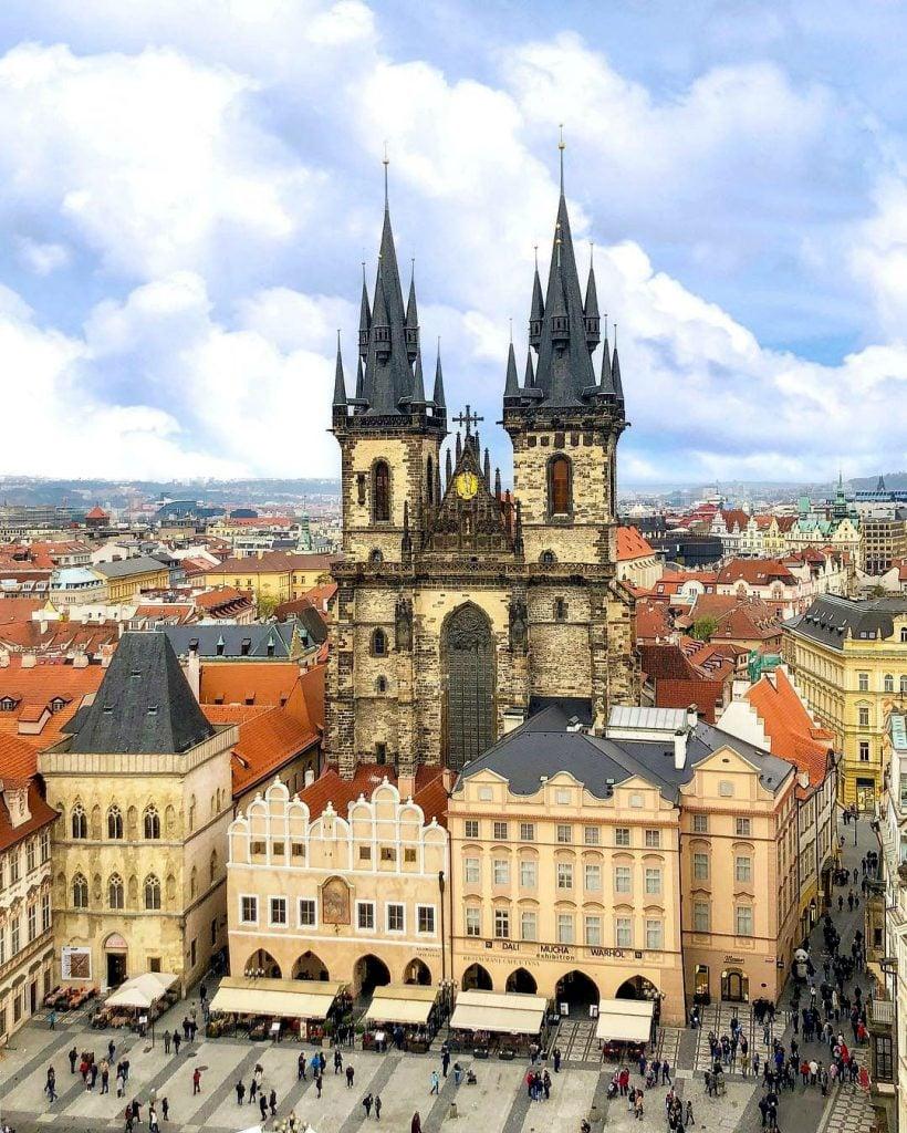Прага, Чехия | 10 красивейших мест в Европе, о которых почти ничего не знают туристы | Brain Berries