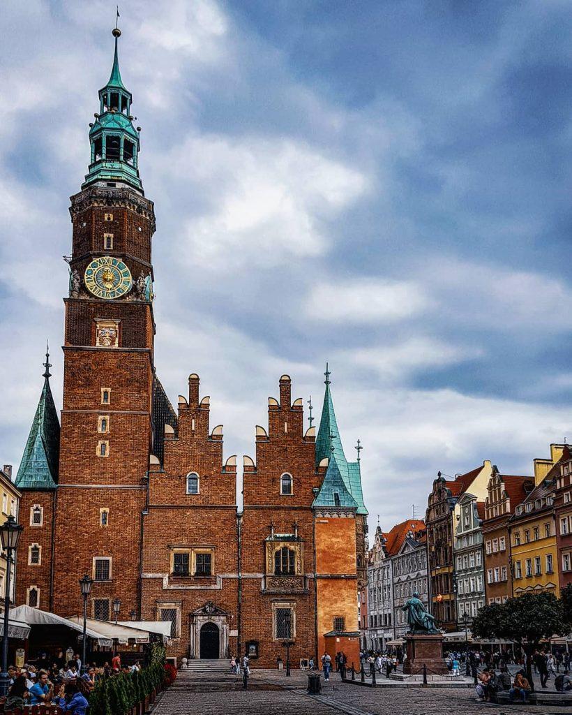 Вроцлав, Польша | 10 красивейших мест в Европе, о которых почти ничего не знают туристы | Brain Berries