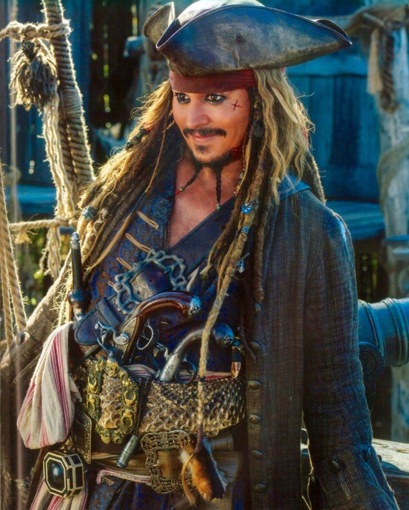 Капитан Джек Воробей | 10 культовых ролей, которые могли сыграть совершенно другие актеры | Brain Berries