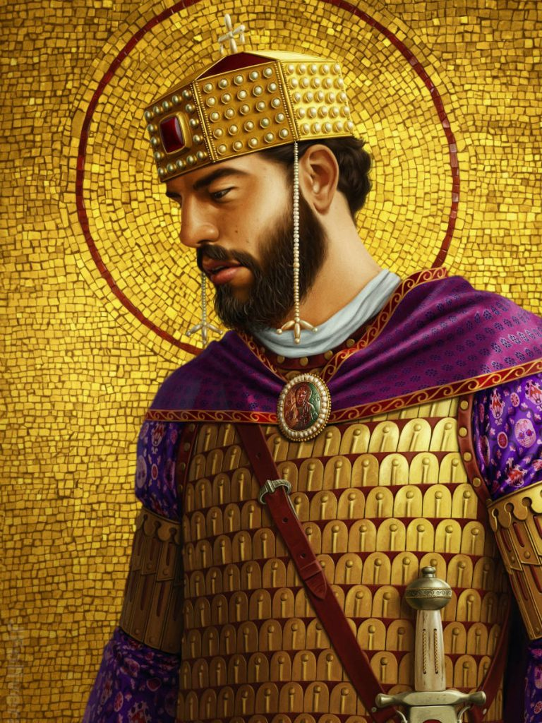 Basil II | 15 Richest People Of All Time And Their Net Worth In Today's Dollar Value  | ZestRadar
