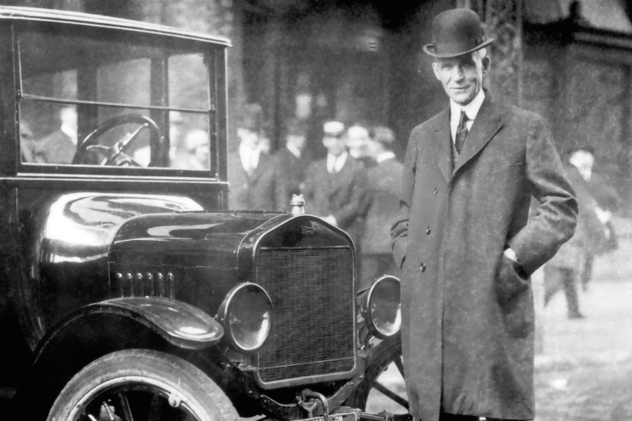 Henry Ford | 15 Richest People Of All Time And Their Net Worth In Today's Dollar Value  | ZestRadar