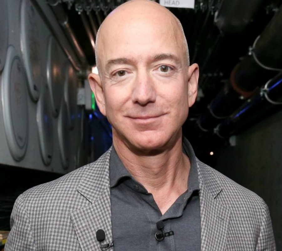 Jeff Bezos | 15 Richest People Of All Time And Their Net Worth In Today's Dollar Value  | ZestRadar