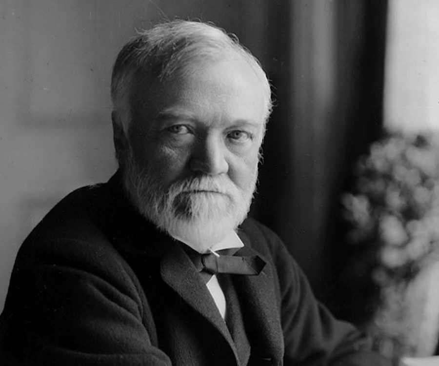 Andrew Carnegie | 15 Richest People Of All Time And Their Net Worth In Today's Dollar Value  | ZestRadar