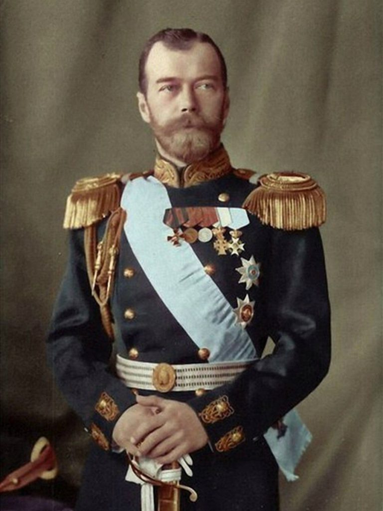 Nicholas II of Russia | 15 Richest People Of All Time And Their Net Worth In Today's Dollar Value  | ZestRadar