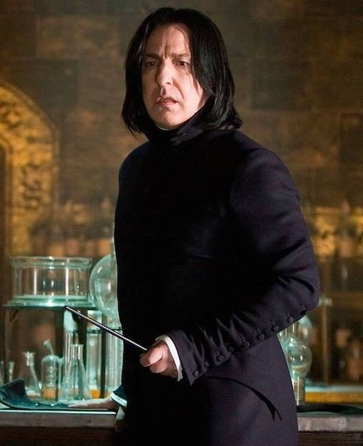 Harry Potter Alan-Rickman | 12 Actors Who Always Play Villains | Brain Berries