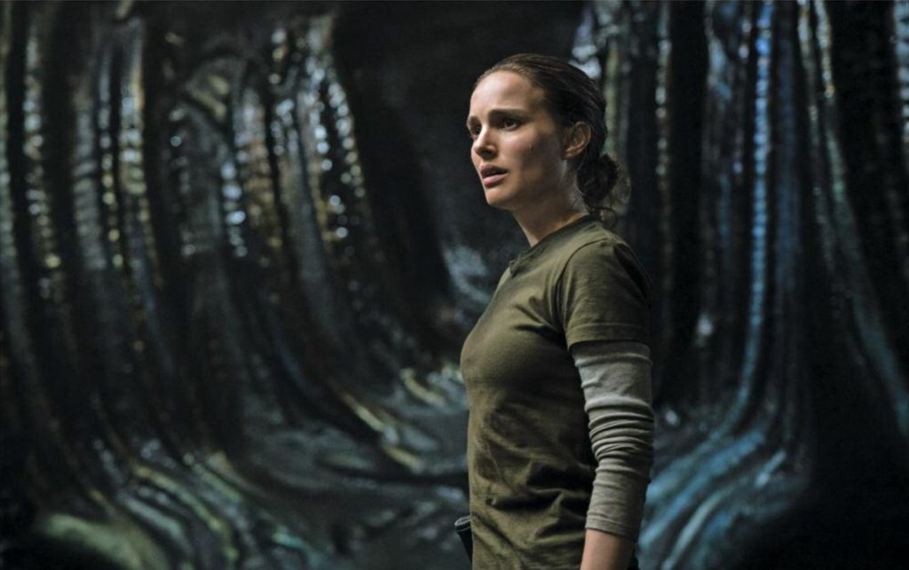 Annihilation |  8 Amazing Movies You Need To See This Week on Amazon Prime | BrainBerries