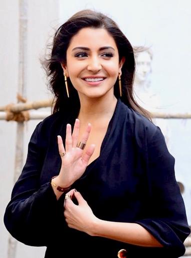 Anushka Sharma | Top 10 Highest Paid Bollywood Actresses