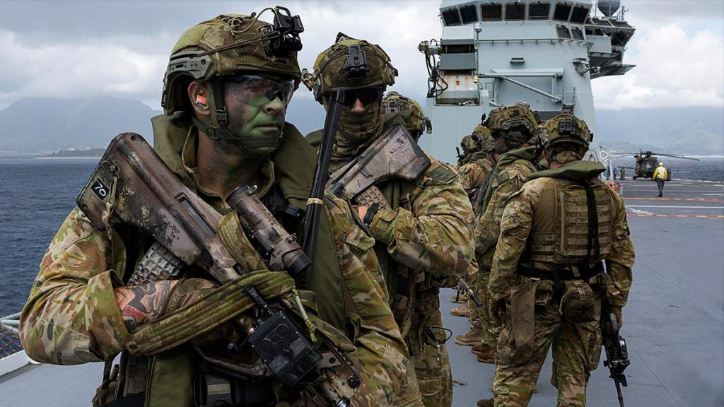 Australia | Top 10 Nations that are Most Difficult to Invade | Brain Berries