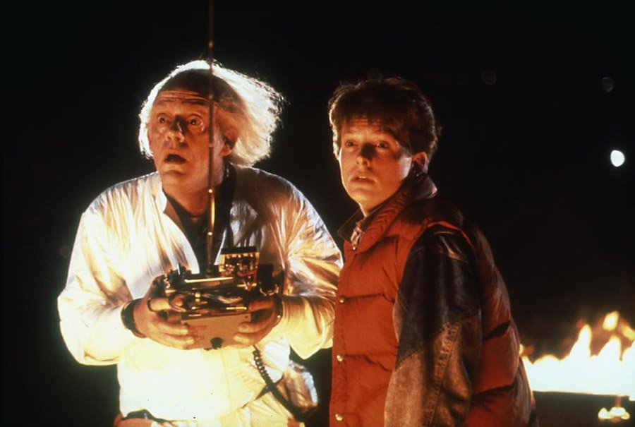Back to the Future | 9 Movies That Were Reshot to Please the Viewers | Brain Berries