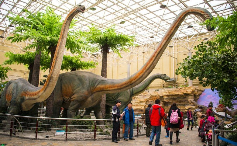 Beijing Museum Of Natural History (Beijing) inside | 6 Best Natural History Museums In The World | Brain Berries