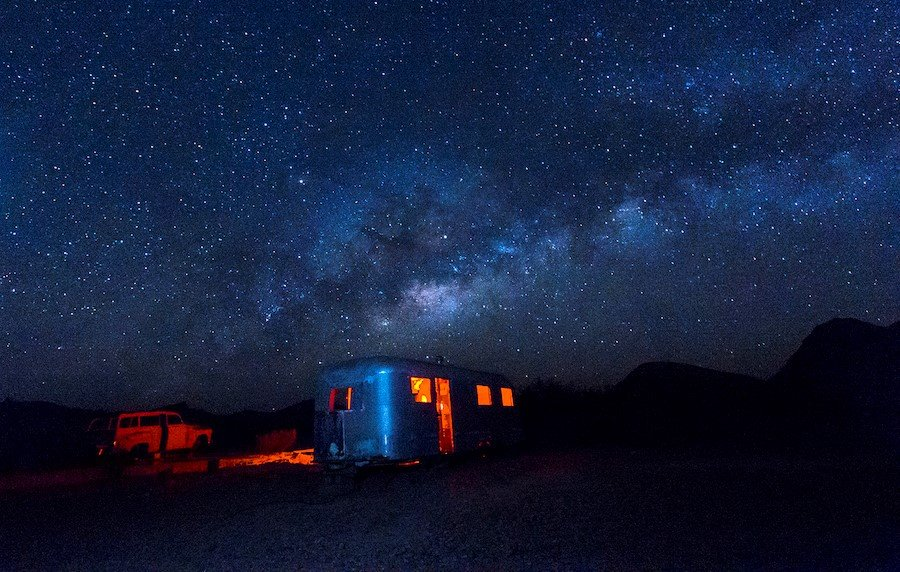 Big Bend National Park | Contemplate Life at These 10 Stargazing Locations | Brain Berries