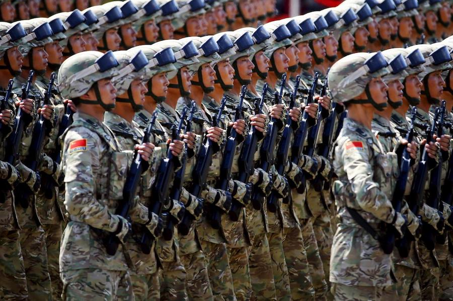 China | Top 10 Nations that are Most Difficult to Invade | Brain Berries