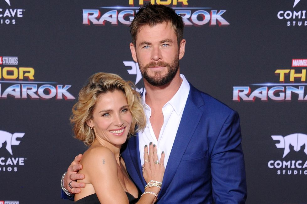 Chris Hemsworth and Elsa Pataky | 10 Most Romantic Gestures Ever Done By Celebrities | Brain Berries