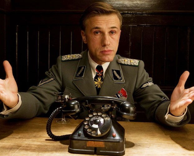 Quentin Tarantino's Inglorious Bastards | Christoph Waltz | 12 Actors Who Always Play Villains | Brain Berries