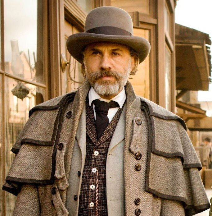 Tarantino's Django Unchained | 12 Actors Who Always Play Villains |  Brain Berries