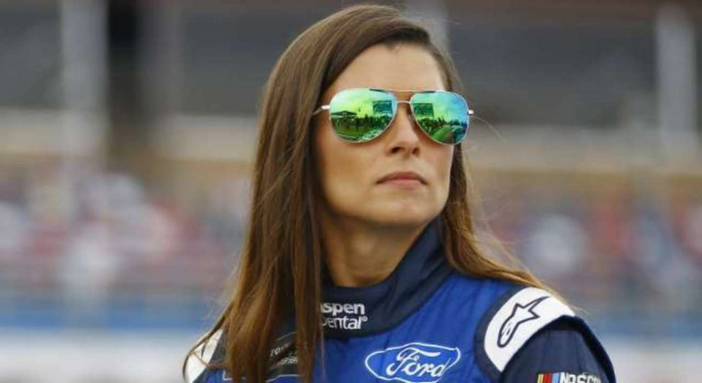 Danica Patrick   Top 10 Most Famous Female Racers of All Time   Brain Berries