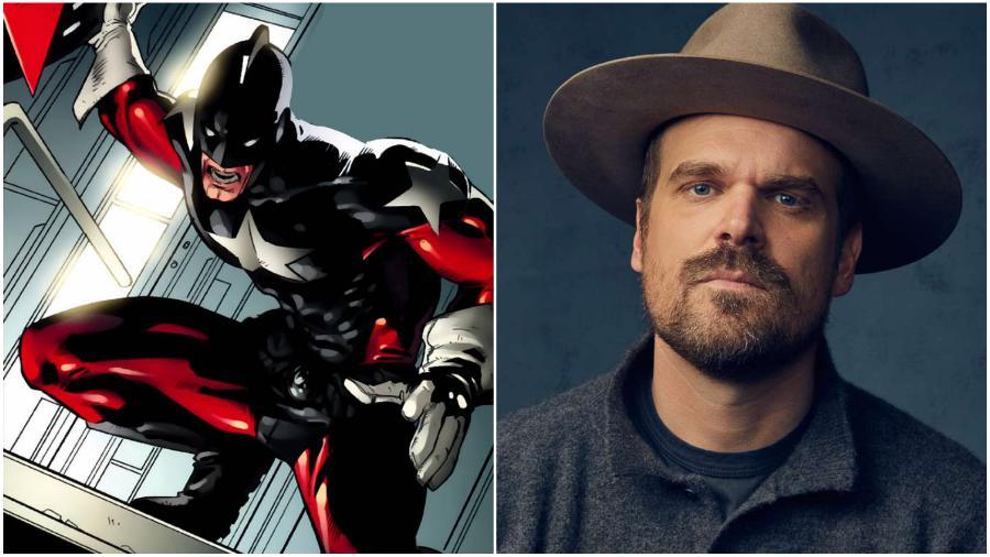 David Harbour – Red Guardian | 10 Actors To Join The Marvel Cinematic Universe | ZestRadar