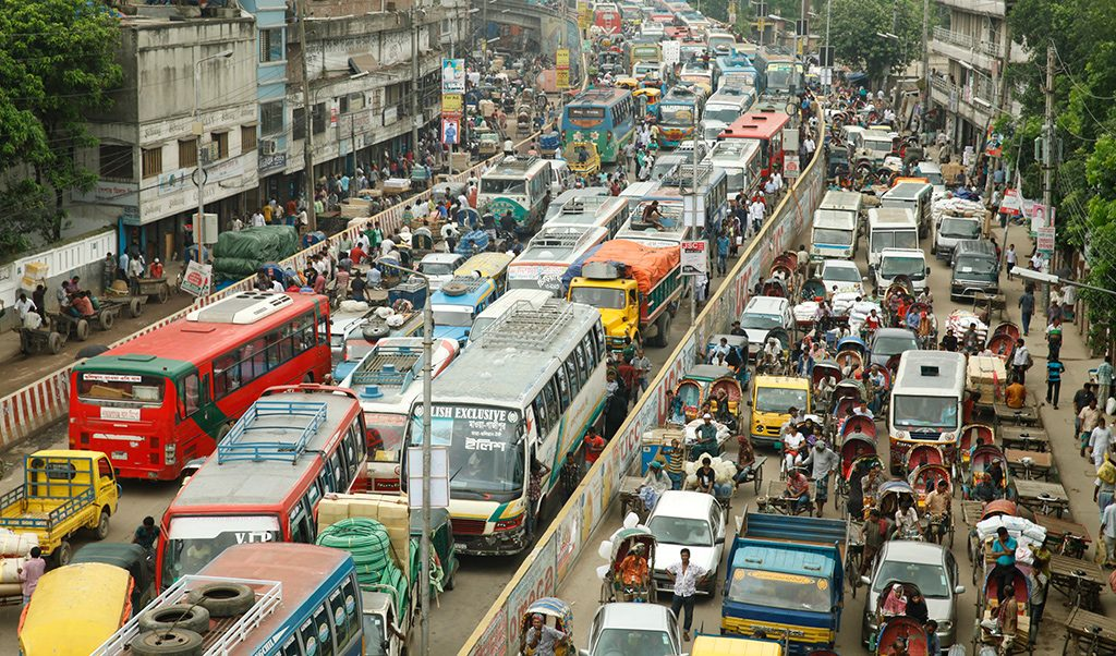Dhaka, Bangladesh   | 10 Largest Cities in the World | Brain Berries