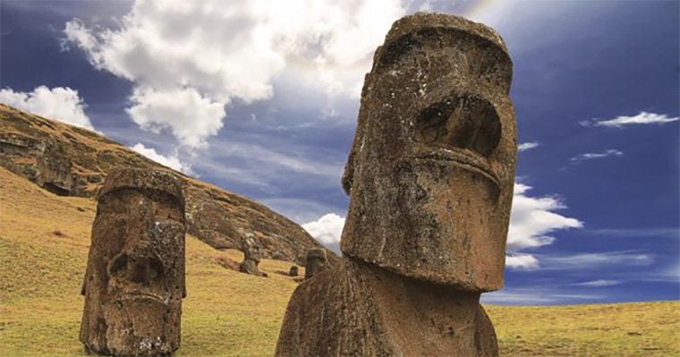 Easter Island Statues: New Excavation Reveals Mind-Bending Facts #8 | ZrestRadar