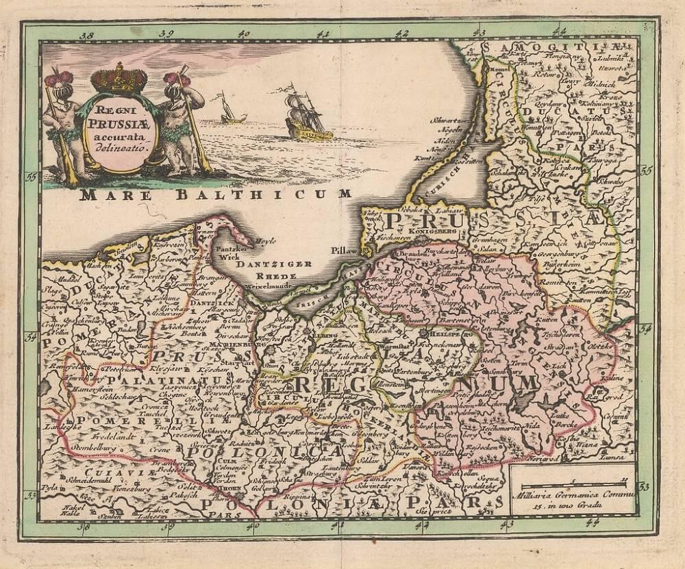 Prussia | 7 European Countries that No Longer Exist | ZestRadar
