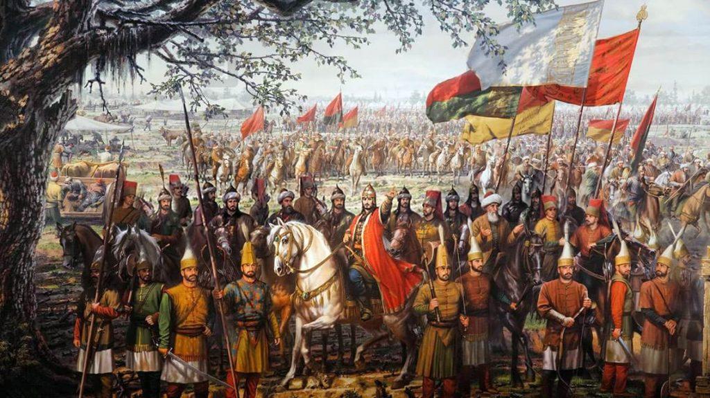 Ottoman Empire | 7 European Countries that No Longer Exist | ZestRadar