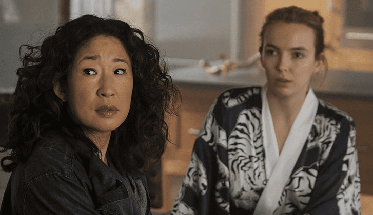 Eve & Villanelle | Top 10 Enemies Turned Friends in TV | Brain Berries