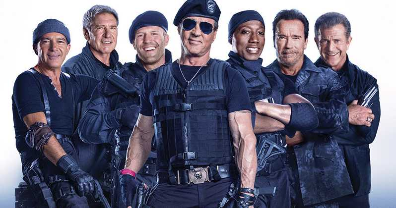 The Expendables | Top 8 Most Fun Sylvester Stallone Movies | Brain Berries