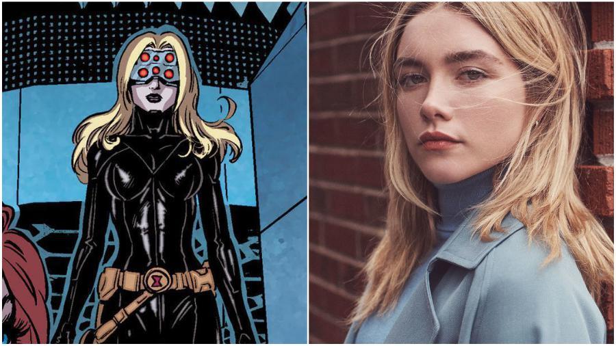 Florence Pugh – Yelena Belova | 10 Actors To Join The Marvel Cinematic Universe | ZestRadar
