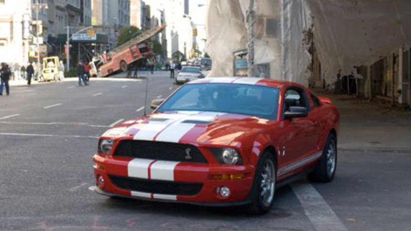 Ford Shelby GT500  | The 6 Best Supercars In Movies | Brain Berries