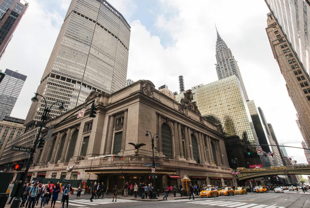 Grand Central Terminal, New York | 7 Most Asntonishing Train Stations in the World | Brain Berries