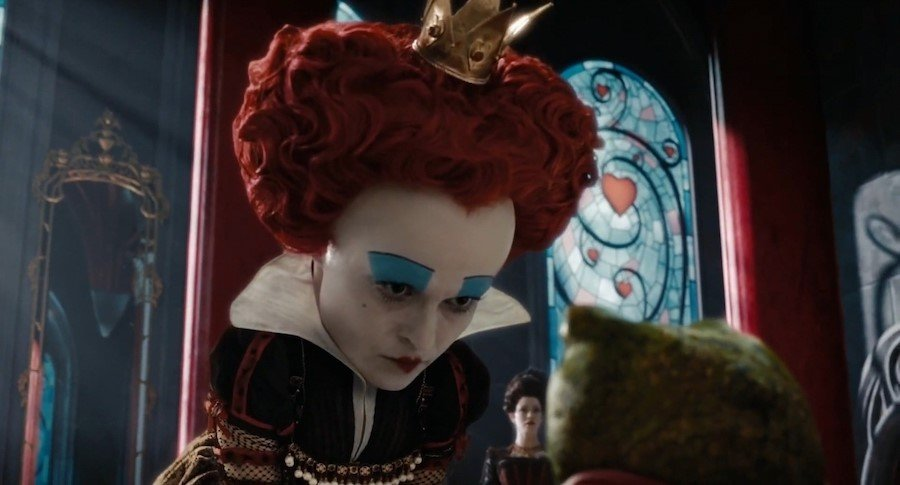 Alice in Wonderland Helena Bonham Carter | 12 Actors Who Always Play Villains | Brain Berries