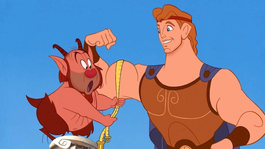 Hercules | Top 10 Disney Male Role Models | Brain Berries