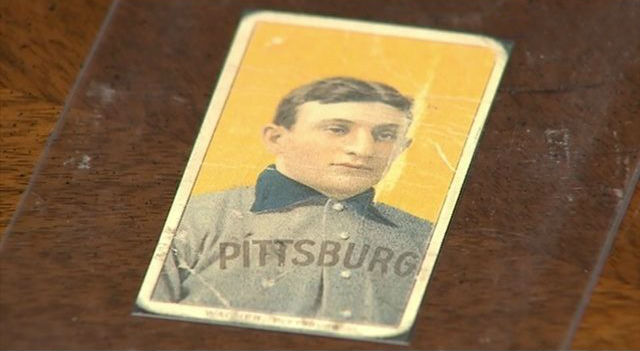 Honus Wagner baseball card: $3.12 million | Top 9 Rarest and Most Valuable Items In The World | Brain Berries