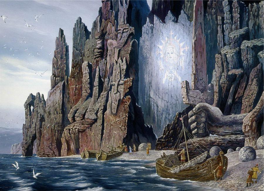 Гиперборея  #2 | 7 древних исчезнувших цивилизаций | ZestRadar