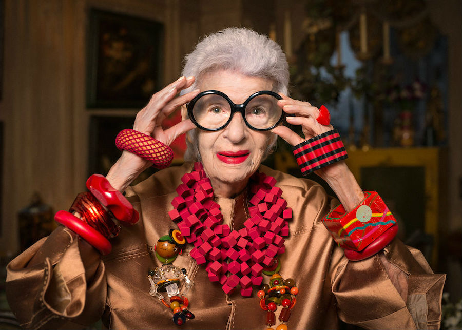 Iris Apfel | 12 People Who Prove Age isn't a Problem | ZestRadar