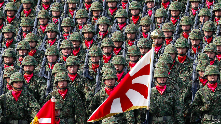 Japan | Top 10 Nations that are Most Difficult to Invade | Brain Berries
