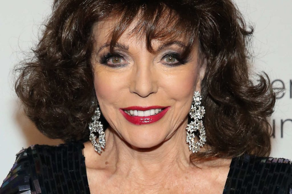 Joan Collins | 9 Actors and Actresses Over 80 Who Are Still Fantastic | Brain Berries