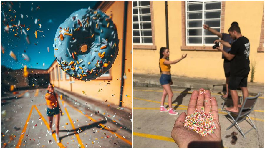 Photographer Uses Everyday Objects To Create Mind-Blowing Photography #7 | ZestRadar