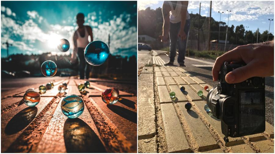 Photographer Uses Everyday Objects To Create Mind-Blowing Photography #8 | ZestRadar