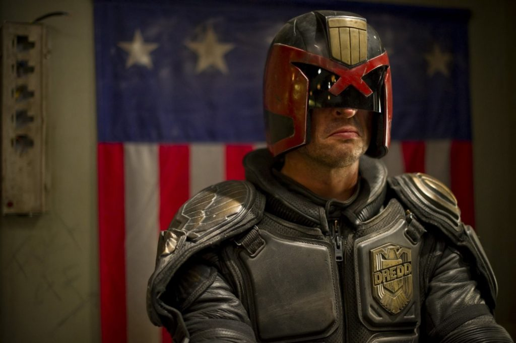 Judge Dredd | 9 Dystopian Movie Worlds You'd never Want To Live In | Brain Berries