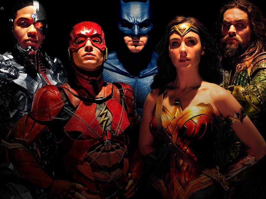 Justice League (2017) | 9 Movies That Were Reshot to Please the Viewers | Brain Berries
