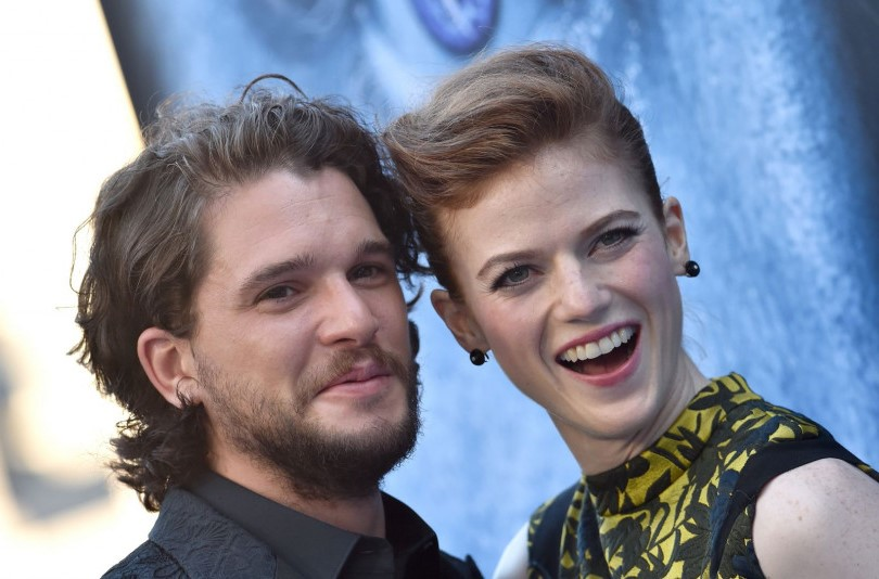 Kit Harrington and Rose Leslie  | 10 Most Romantic Gestures Ever Done By Celebrities | Brain Berries