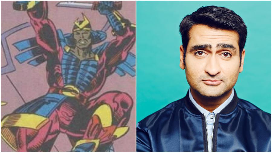 Kumail Nanjiani – Kingo | 10 Actors To Join The Marvel Cinematic Universe | ZestRadar