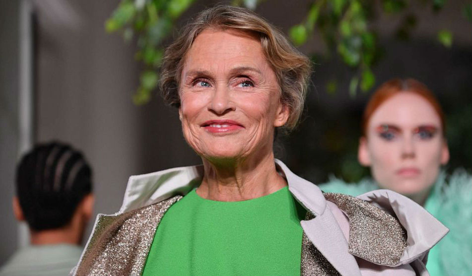 Lauren Hutton | 12 People Who Prove Age isn't a Problem | ZestRadar