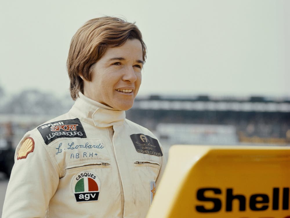 Lella Lombardi | Top 10 Most Famous Female Racers of All Time | Brain Berries