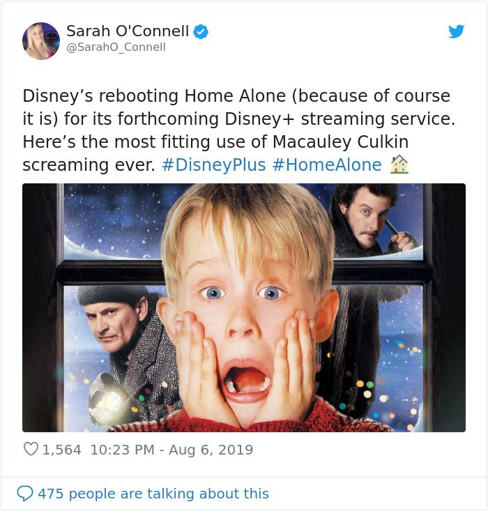 Macaulay Culkin Cracks Up The Internet With His Own Version Of The New 'Home Alone' #6 | BrainBerries