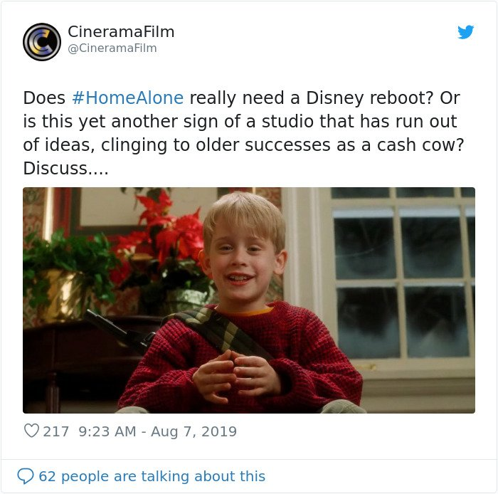 Macaulay Culkin Cracks Up The Internet With His Own Version Of The New 'Home Alone' #7 | BrainBerries